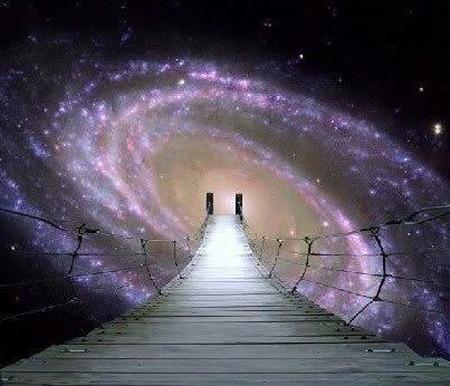 chemin galxie