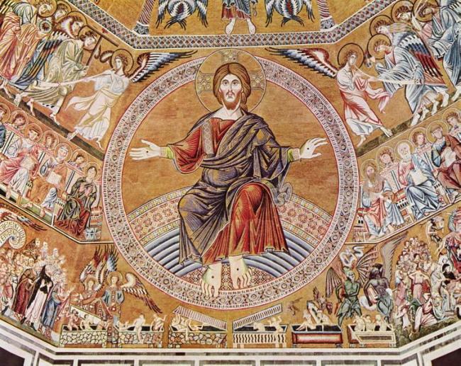Christ Pancrator
