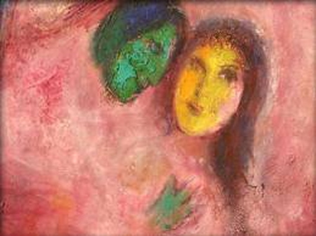 Chagall cantique