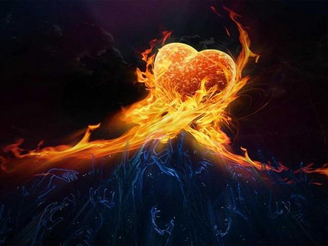 coeur-feu