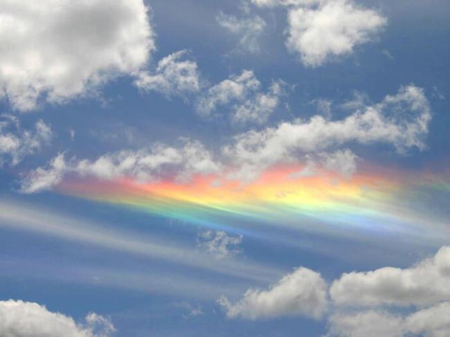 nuages couleur