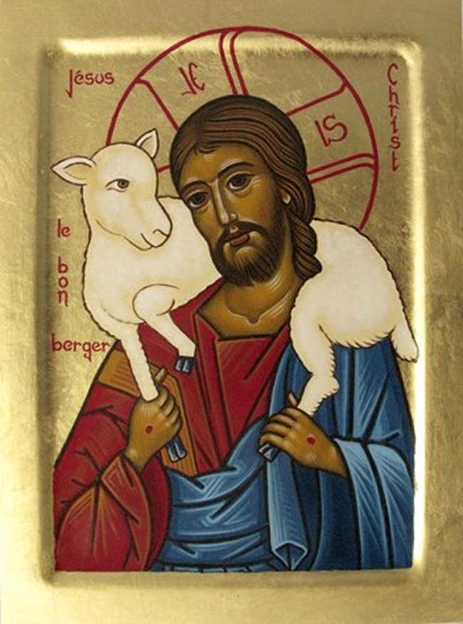 Icône Jésus