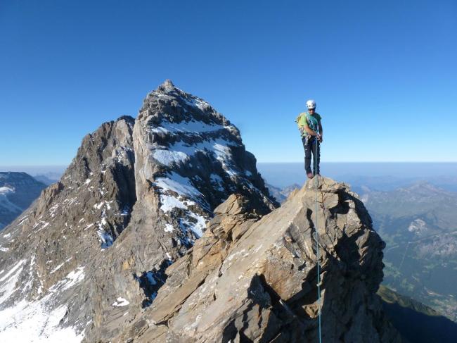 guide de haute montagne formation