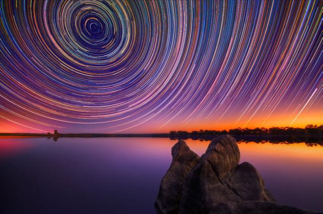 Ciel spirale