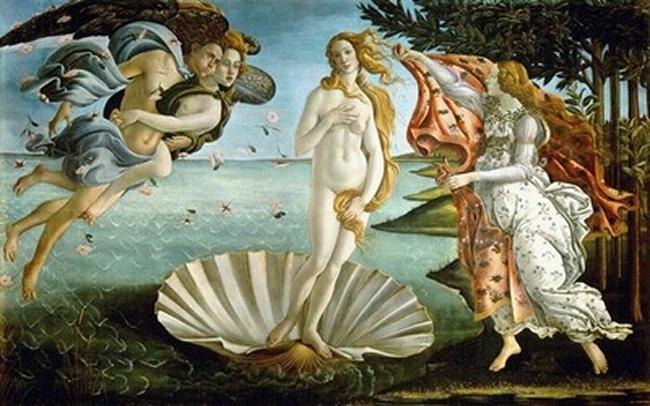 La Naissance de Vénus Sandro Botticelli