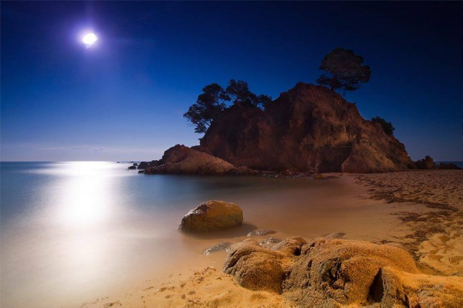 Rochers lune