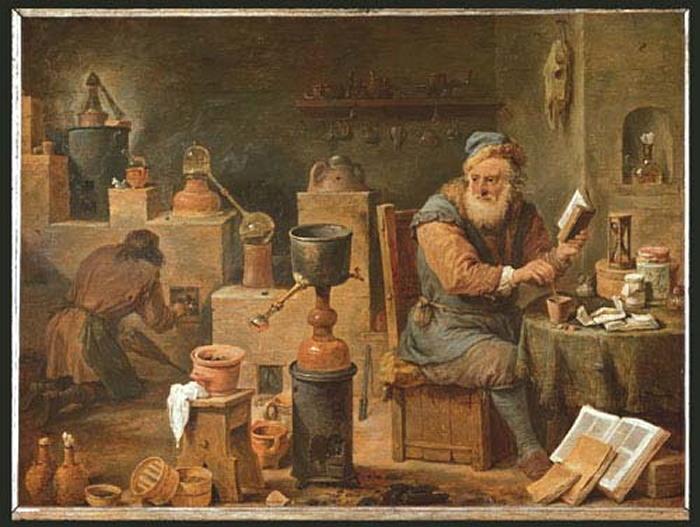Alchimiste 1