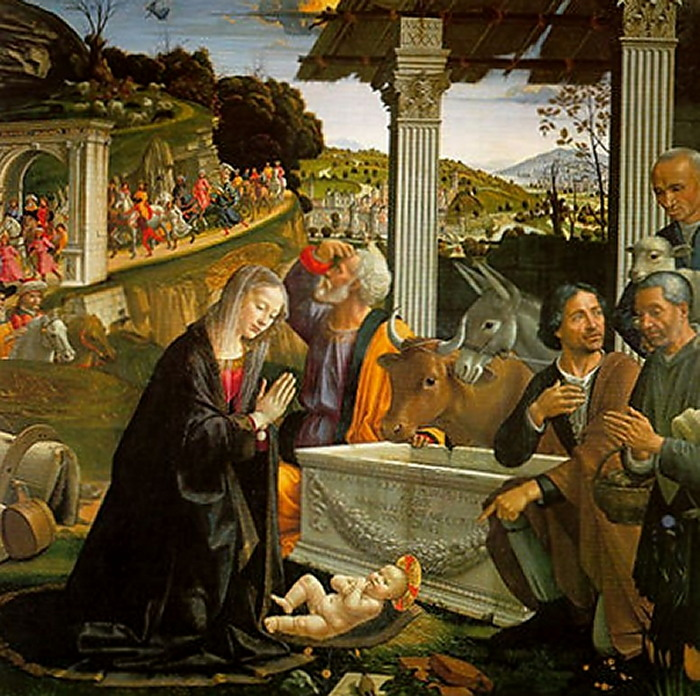 Naissance Domenico-Ghirlandaio