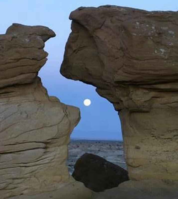 Deux rochers