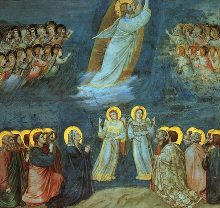 Giotto Scrovegni Ascension