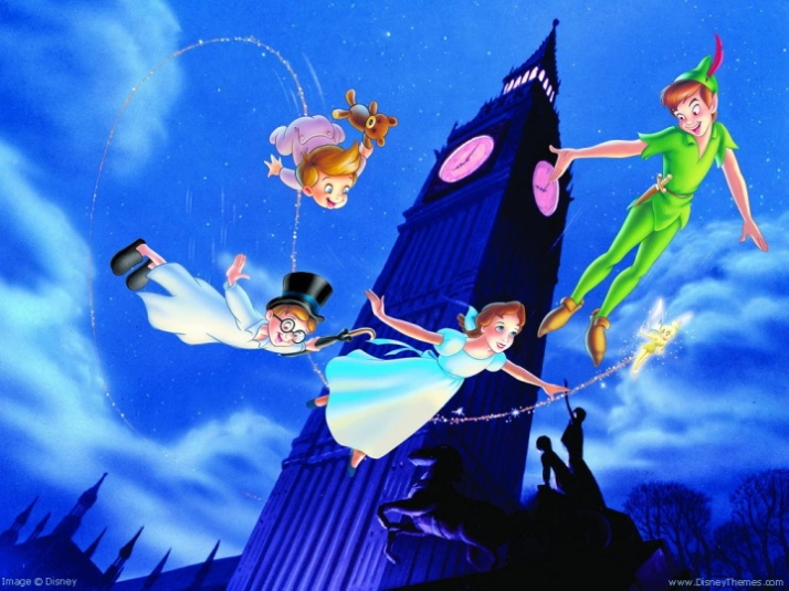Peter-Pan-Disney