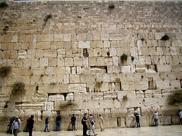 Jerusalem Mur des Lamentations